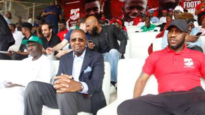 Okocha and other guests.