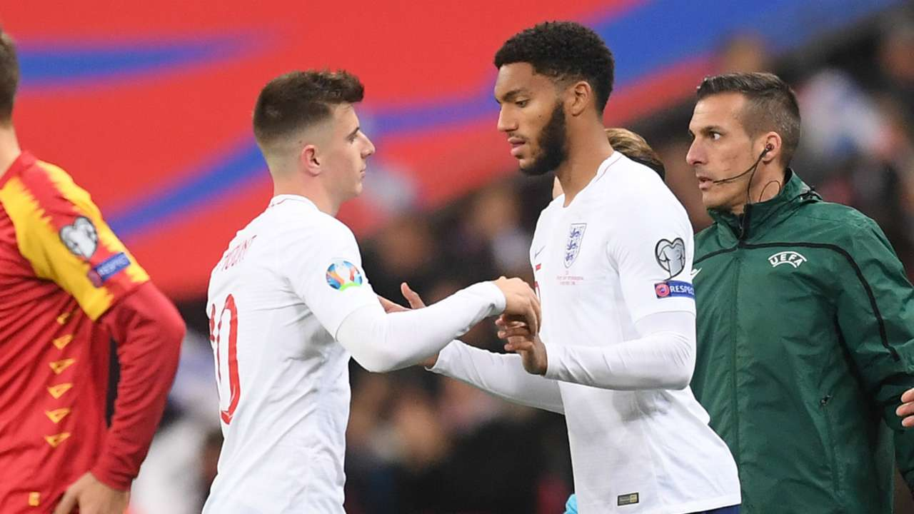 Joe Gomez England 2019