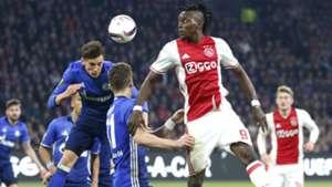 Bertrand Traore, Ajax - Schalke 04, Europa League, 04132017