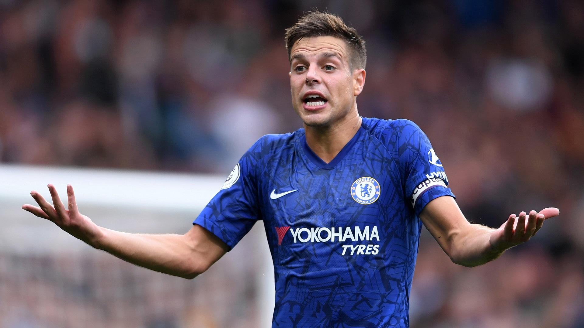 Cesar Azpilicueta Chelsea 2019-20