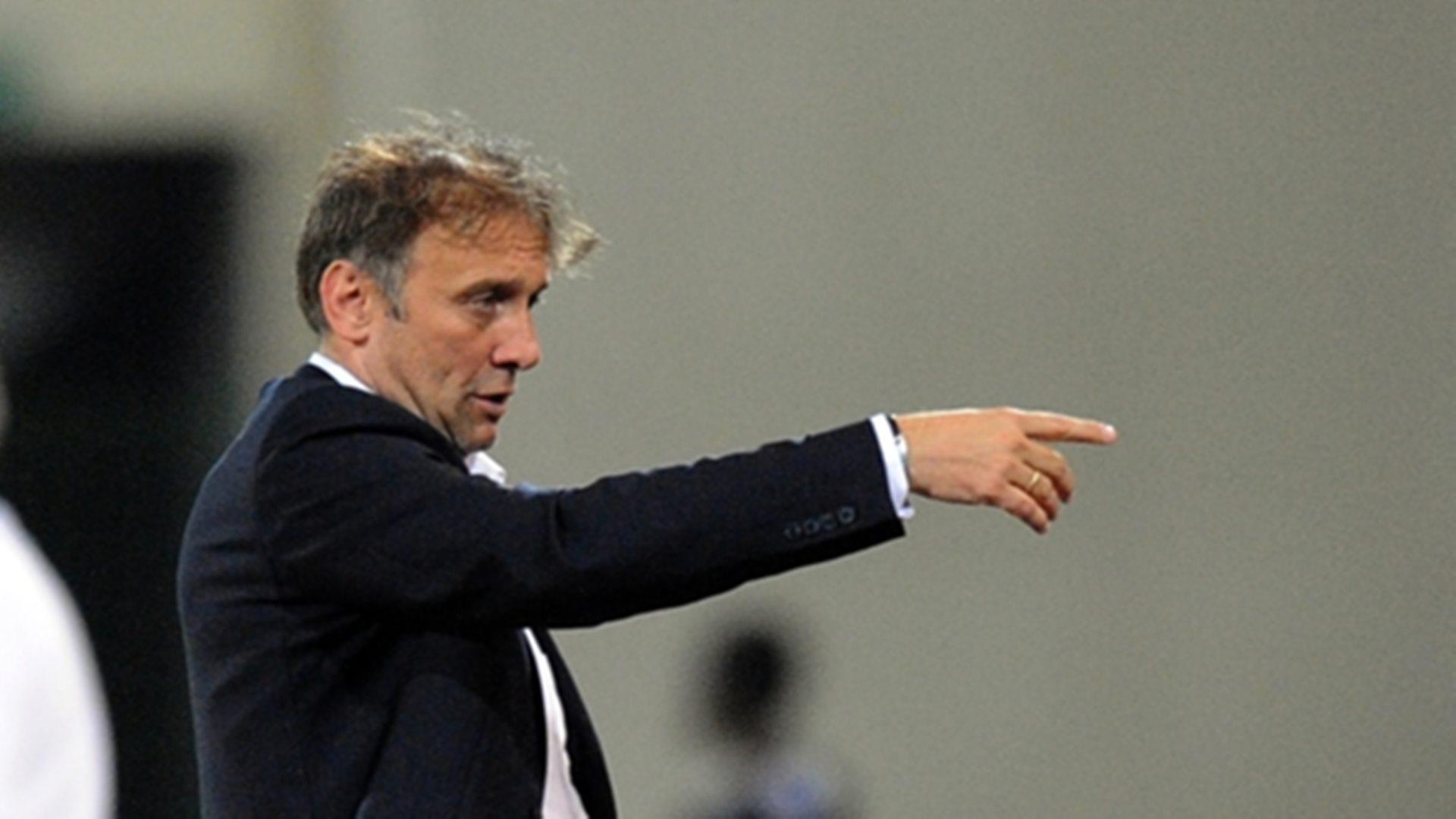 Serbian coach Stevanovic wants to coach Black Stars again