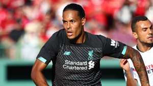 Virgil van Dijk Liverpool 2019-20
