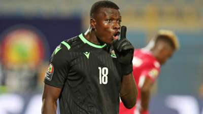 Patrick Matasi Kenya and Harambee Stars keeper.