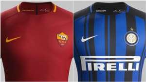 Maglie Roma Inter