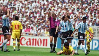 Romania Argentina World Cup 1994