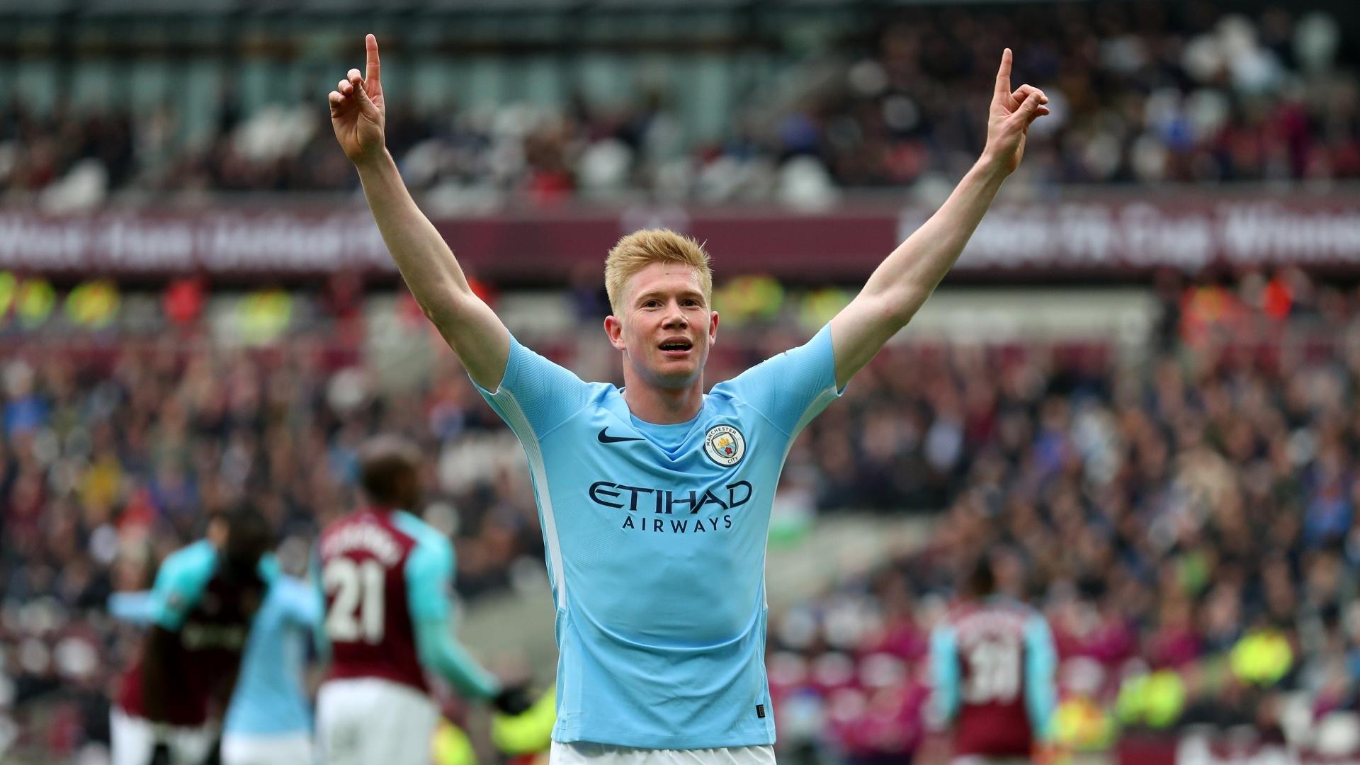 Superstar Manchester City Kevin De Bruyne, Rekrutan Impian ...
