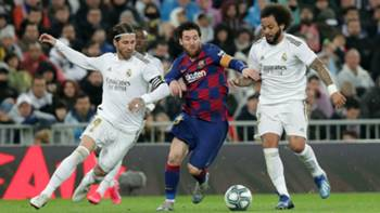 Messi Real Madrid Barcelona LaLiga