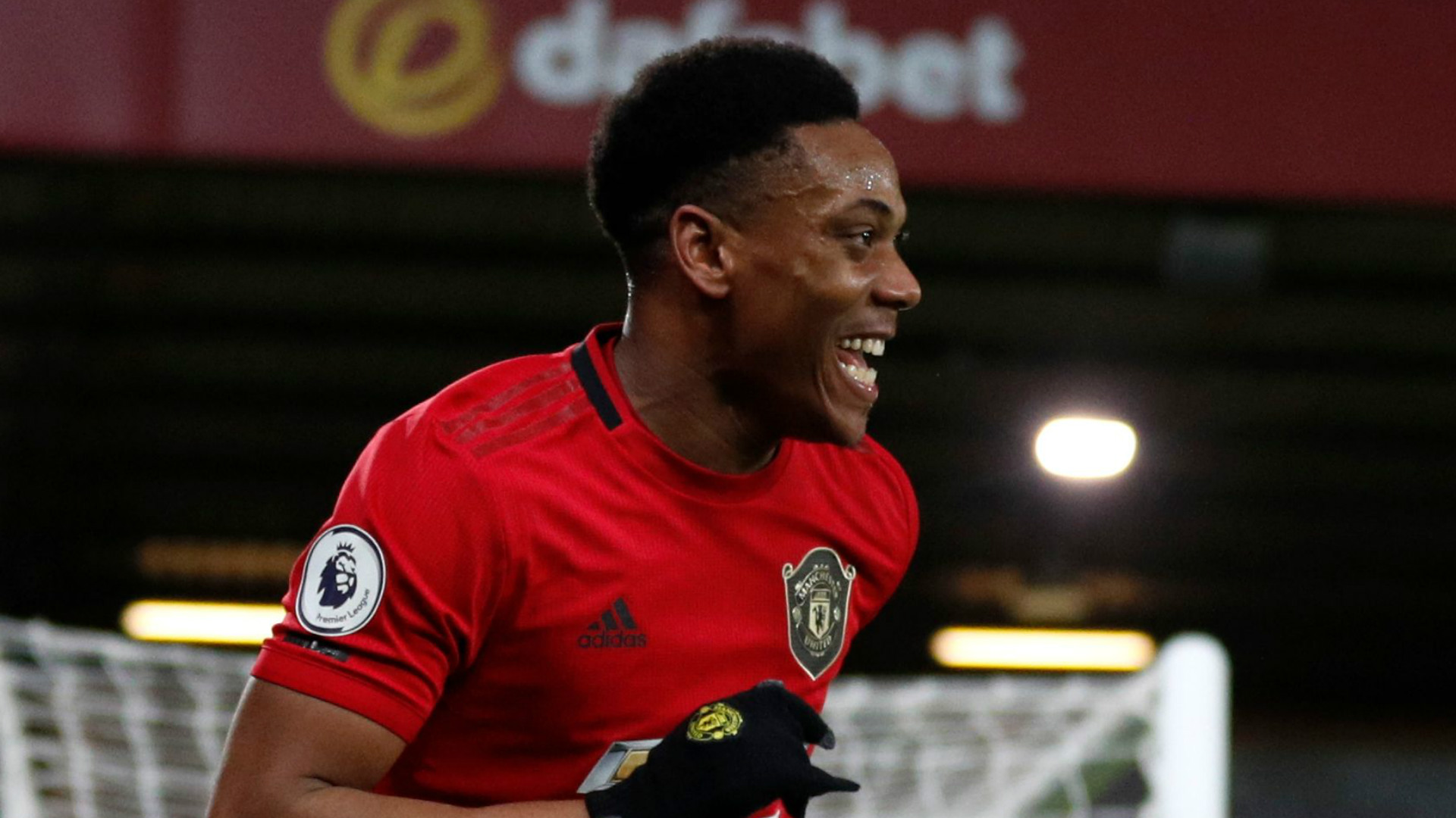Anthony Martial Manchester United 2019-20