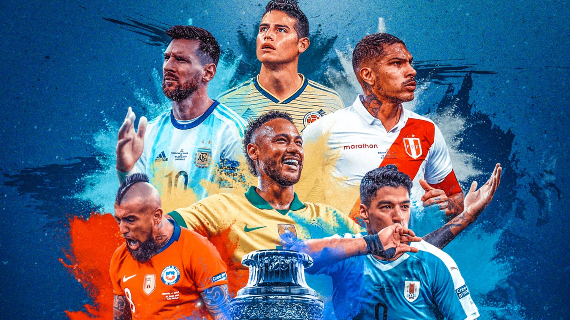 Fixture Copa América Argentina Colombia 2021 > Conoce todo sobre la programación del campeonato, partidos de Perú y más.