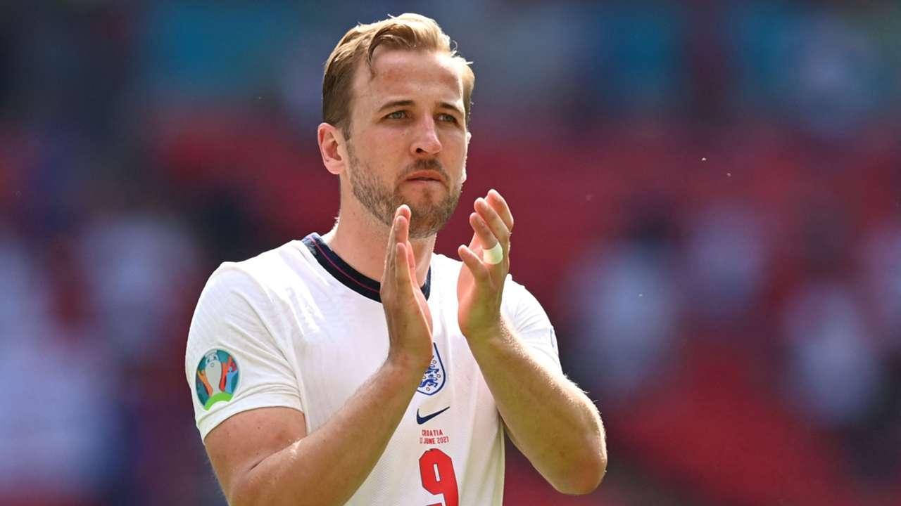 Harry Kane England vs Croatia Euro 2020