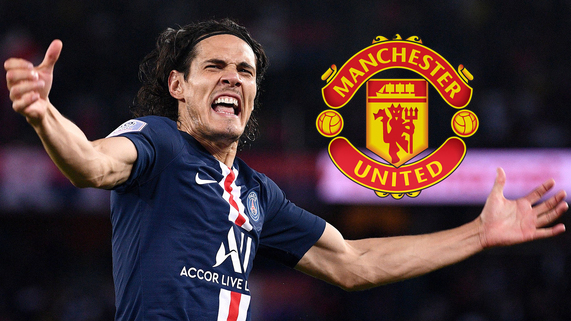 'Cavani could be a slow burner for Manchester United' – Berbatov expects experienced striker to make an impact