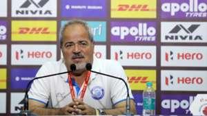 Jamshedpur FC's Antonio Iriondo - Stats favour us but Bengaluru took their chances
