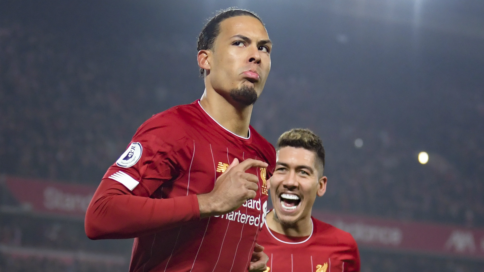 'Van Dijk was Ferdinand in the making' - Liverpool star compared to ex-Man Utd defender by former manager Lennon