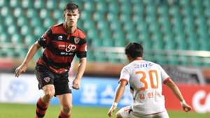 Connor Chapman Pohang Steelers