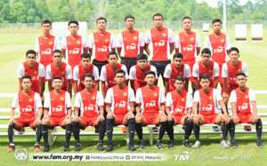 Malaysia U16, AFC U16 Championship, 2018