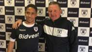 Bidvest Wits, Steven Pienaar and Gavin Hunt