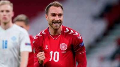 Euro 2020 Top 100 Christian Eriksen