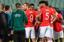 Bulgaria vs England