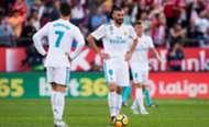 Cristiano Ronaldo Benzema Girona Real Madrid LaLiga