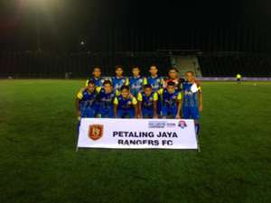 Petaling Jaya Rangers FC 2017