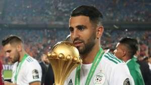 Riyad Mahrez - Algeria