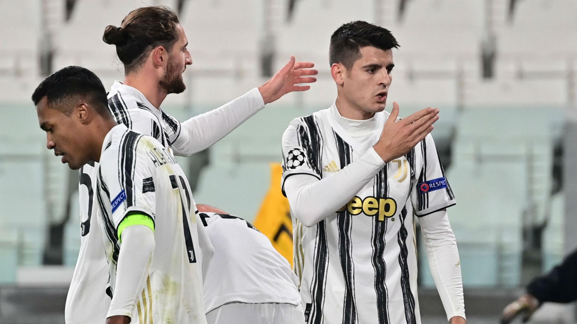 Juventus v Ferencváros Wedstrijdverslag, 24-11-20, UEFA Champions League |  Goal.com