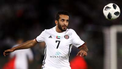 Ali Mabkhout Real Madrid Al Jazira Club World Cup 13122017