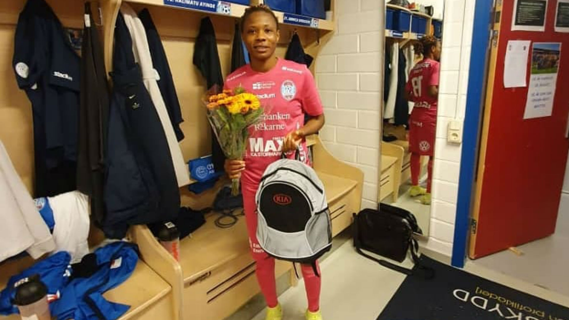 Nigeria midfielder Ayinde assists as Eskilstuna United thrash Vaxjo