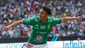 León Pachuca Ángel Mena