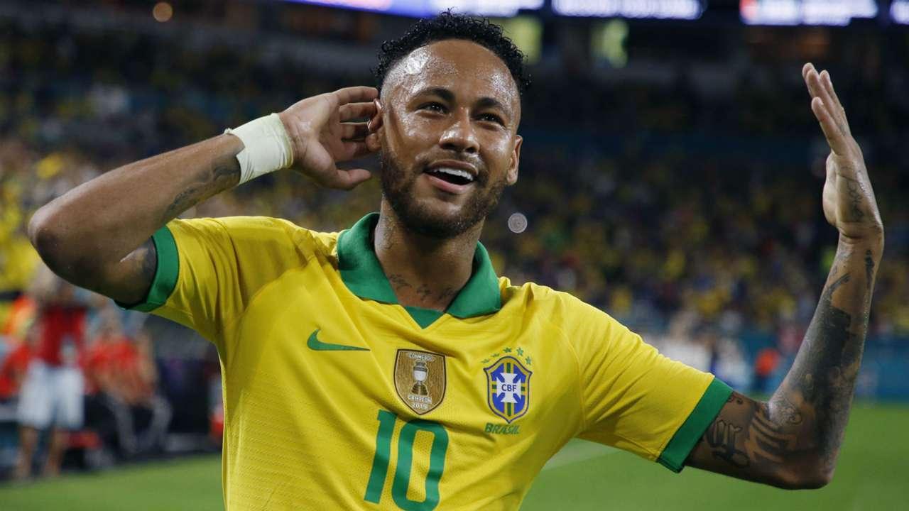 Neymar Brazil Colombia 06092018