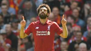 Mohamed Salah Liverpool Brighton Premier League 130518