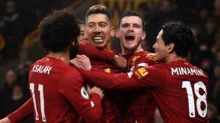 Roberto Firmino Liverpool 2019-20