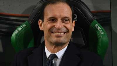 Allegri Sassuolo Juventus Serie A