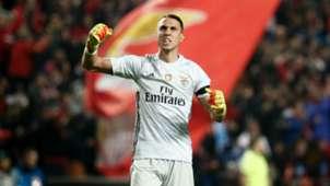 GER ONLY Odisseas Vlachodimos Benfica 2019