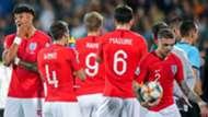 England Bulgaria