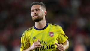 Arteta impressed with 'courage' Mustafi has shown since costly mistake against Chelsea
