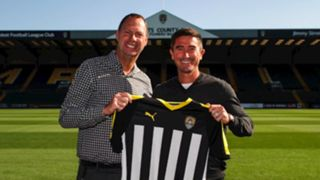 Harry Kewell Notts County