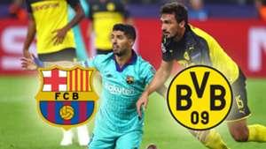 Wer Zeigt Ubertragt Fc Barcelona Vs Bvb Borussia