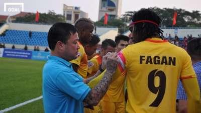 Than Quảng Ninh Hải Phòng Vòng 23 V.League 2017