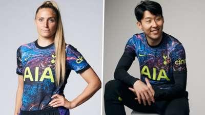 Tottenham away kit 2021-22 adidas