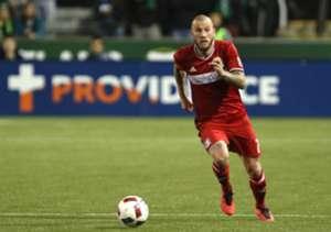 John Goossens, Chicago Fire, MLS