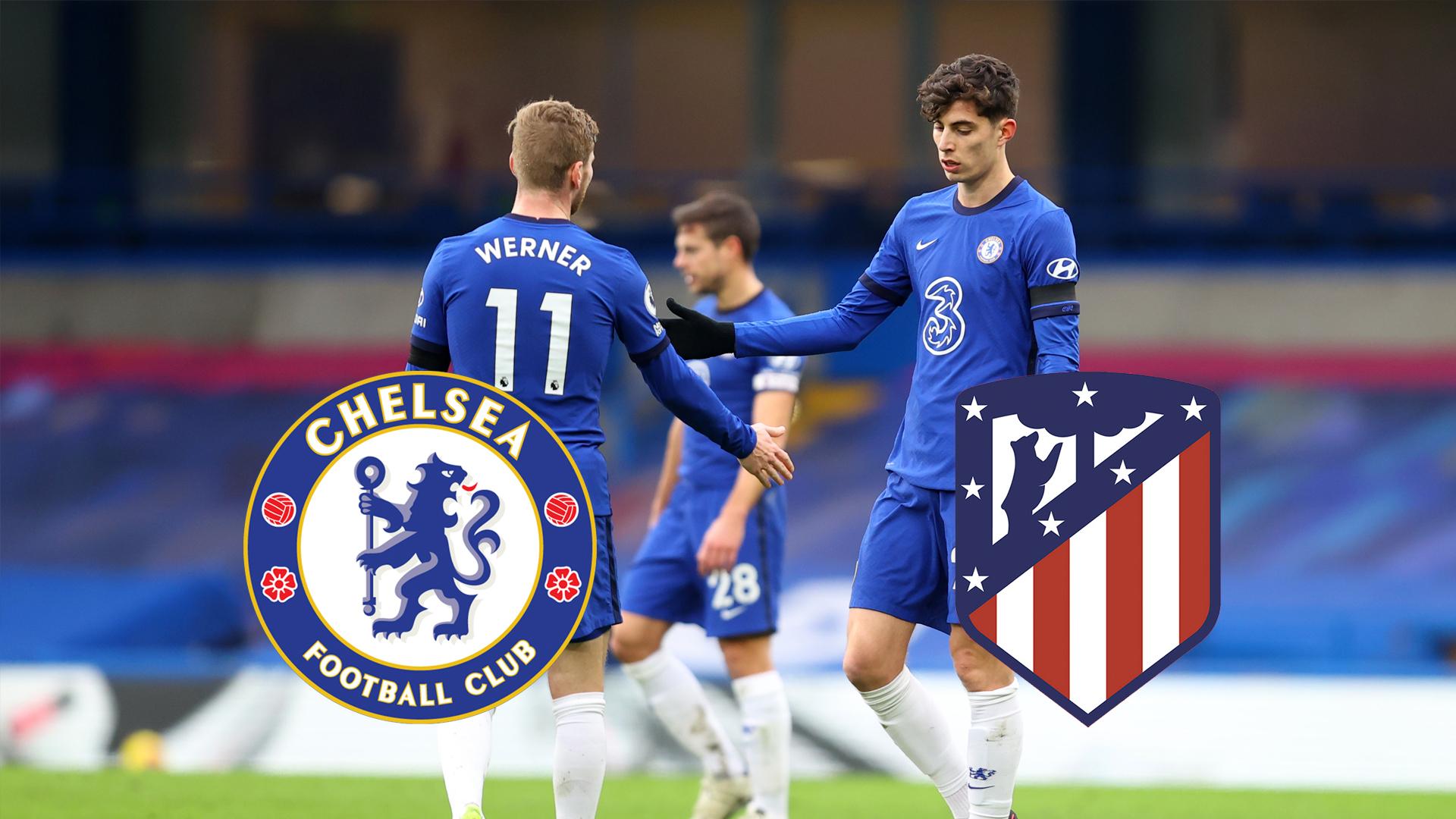 Fußball heute live: Atletico Madrid vs. FC Chelsea im TV und LIVE-STREAM -  so wird die Champions League übertragen
