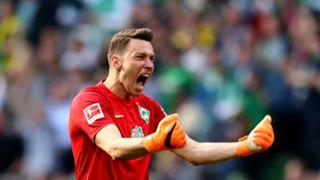 Jiri Pavlenka Werder Bremen 29042018