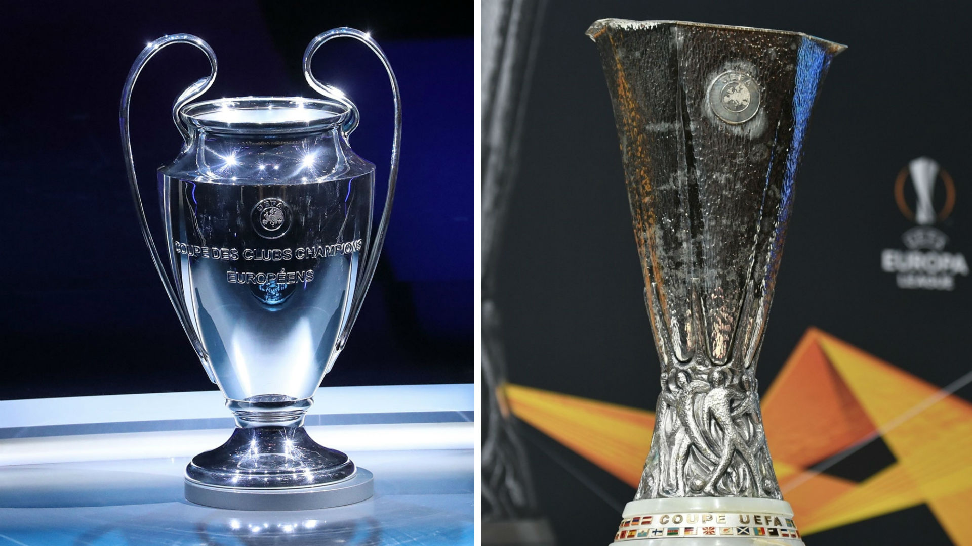 La Ligue des Champions et la Ligue Europa suspendues