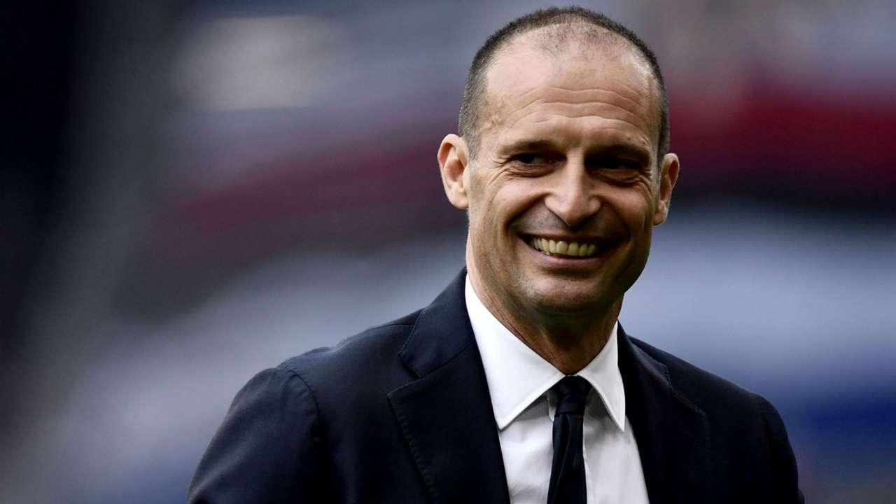 Massimiliano Allegri Sampdoria Juventus
