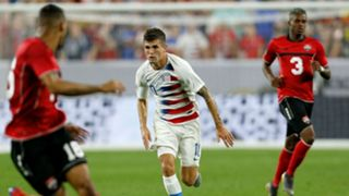 Christian Pulisic USMNT USA Trinidad and Tobago Gold Cup 2019