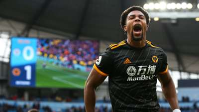 Adama Traore Manchester City Wolves