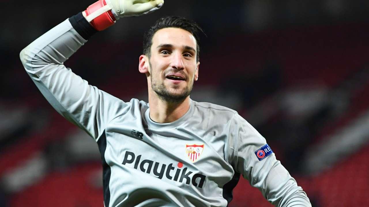 Sergio Rico Sevilla 2017-18
