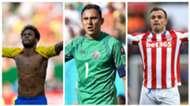 Neymar, Navas, Shaqiri
