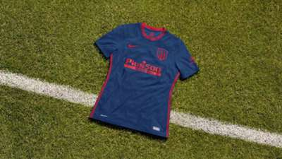 Atletico Madrid Away Kit 2020/21